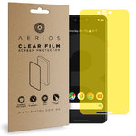 Aerios (2-Pack) Full Coverage TPU Screen Protector - Google Pixel 3 XL
